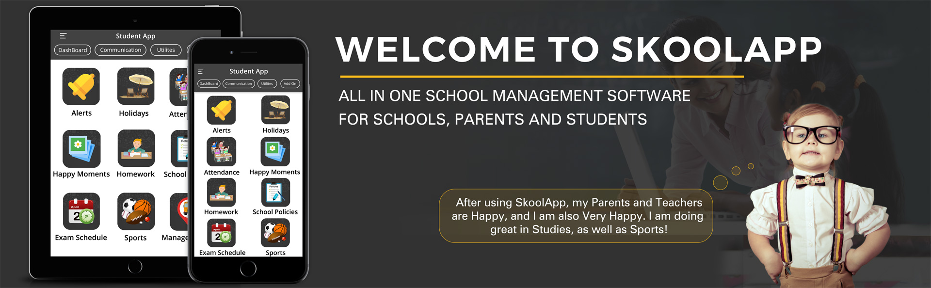 SkoolApp: School Management Software & School Management System